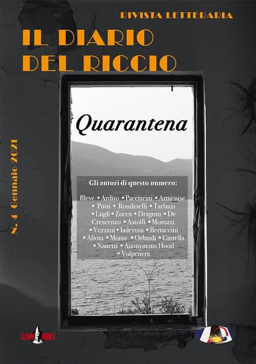 Diario del Riccio - Quarantena