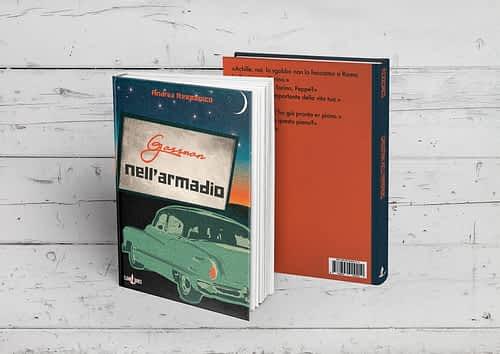 Gassman nell'armadio - romanzo