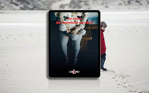 La casa dei bambini perduti mock up ebook