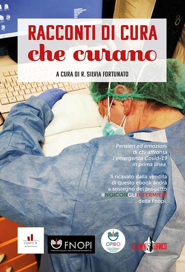 Copertina dell'ebook Racconti di cura